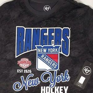 47 Men's NHL Bankshot Short Sleeve Tee Shirt